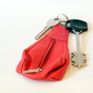 Кожаный чехол для ключей Bellugio