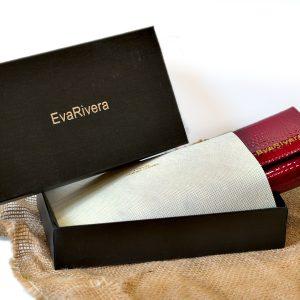 Кошелёк Eva Rivera из лакированой кожи