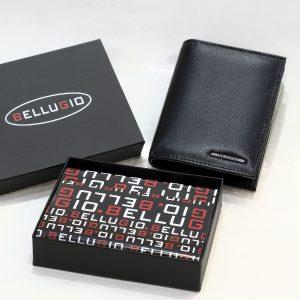 Мужской бумажник Bellugio, вертикальный