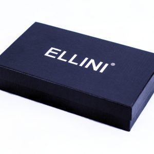 Кошелёк ELLINI из лакированой кожи
