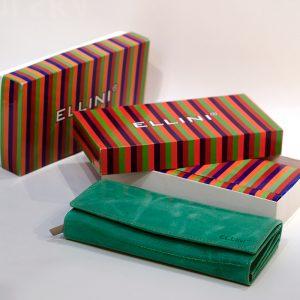 Большой, элегантный и стильный кошелёк ELLINI