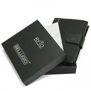 Вертикальный бумажник Bellugio, RFID